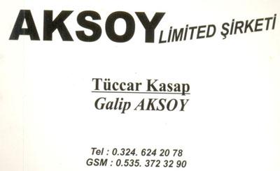 Aksoy LTD.STİ.