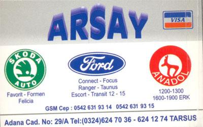 Arsay Ticaret