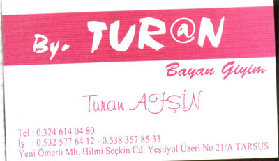BY. TURAN