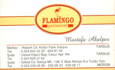 Flamingo Patisserie
