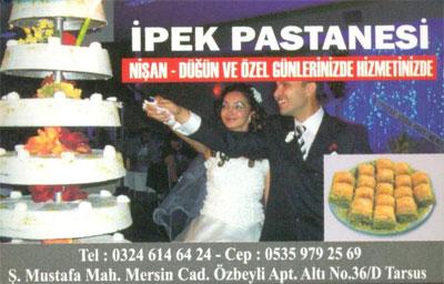 �pek Pastanesi