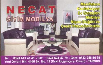 NECAT G�Y�M & MOB�LYA