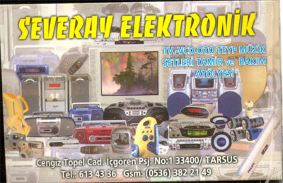 SEVERAY ELKEKTRONİK