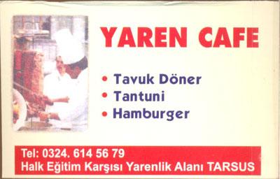 YAREN KAFE
