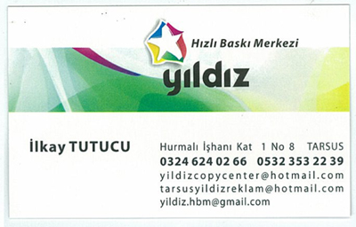 YILDIZ COPY CENTER