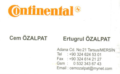 CONTİNENTAL