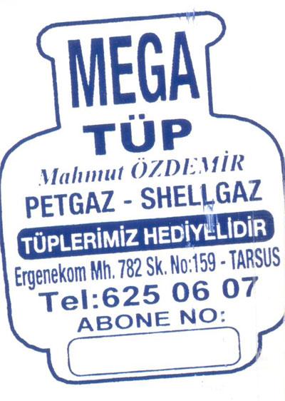 Mega Tüp
