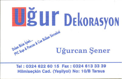 Ugur Dekorasyon